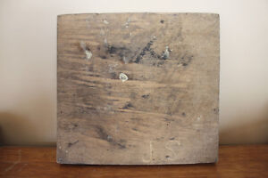 Old Antique Handmade Wooden Checkerboard London Ontario image 3
