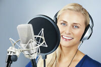 A few spots left for Voiceover workshop this Sunday, Sept. 30th