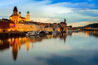 Christmas Danube River Cruise with Air from Sain John Dec 15-25