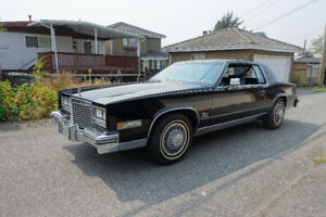 1979 Cadillac Eldorado Good Shape