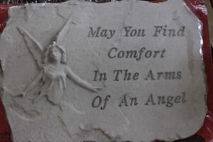 Arms of an Angel stone