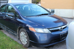 Honda civic for trade