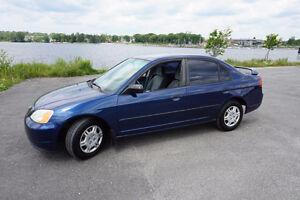 2001 Honda Civic Berline