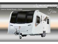 Bailey Alicanto Grande Faro, NEW, 2021, 4 Berth, Touring Caravan
