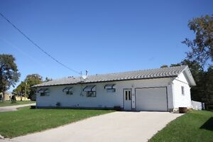 Affordable One-level Bungalow with Park-Like views in Carman,MB