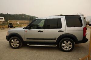 2007 Land Rover LR3 HSE, 7 seats - only 150kkm