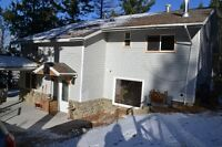CRESTON VALLEY 4 BED/3 BATH CUSTOM HOME WITH LARGE SHOPS ON 6 AC