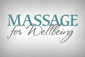 Massage For Wellbeing