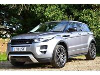 2013 LAND ROVER RANGE ROVER EVOQUE 2.2 SD4 DYNAMIC ESTATE DIESEL