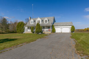 1+ Acre Beautiful Country Home w InLaw Suite-10597 Kerrs Ridge