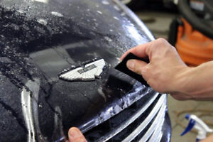 Professional Paint Protection & Window Tinting!