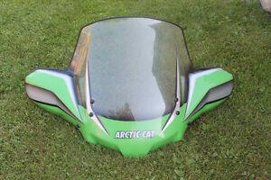 arctic cat windsheild