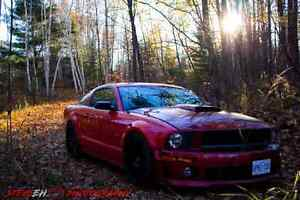 Mustang Roush Stage 3 Full Body Kit Conversion! - $2000 FIRM!