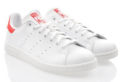 ADIDAS STAN SMITH Herrenschuhe Sneaker Original Weiss Expressversand Top M20326 (Adidas Stan Smith Originals)