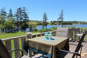 PEI Waterfront Cottage for rent