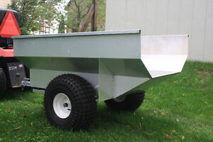 Aluminum ATV Dump Trailer Kitchener / Waterloo Kitchener Area image 2
