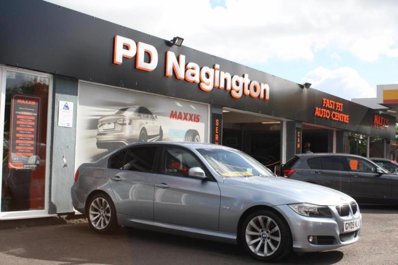 2009 BMW 3 SERIES 318i SE + FINANCE AVAILABLE