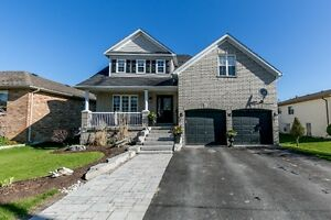 Absolutely gorgeous 4 bedroom home in the heart of Angus!