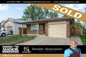 SOLD OVER ASKING, IN LESS THAN 7 DAYS WITH MULTIPLE OFFERS !!!