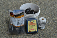 Electric fence kit for sale