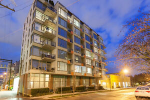 Sub-Penthouse Investment Condo in Mt Pleasant - 251 E 7TH AVE