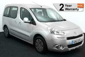 image for 2012(12) PEUGEOT PARTNER 1.6 E-HDi S TEPEE AUTO WHEELCHAIR ACCESSIBLE WAV