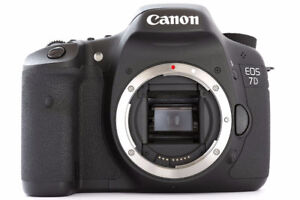 Canon 7D Mark 1 with Canon 18-55 IS II Lens
