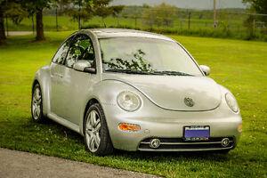 2001 Volkswagen Beetle Sport Coupe (2 door)