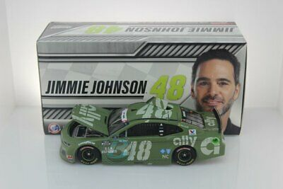 JIMMIE JOHNSON #48 2020 ALLY PATRIOTIC 1/24 SCALE NEW IN