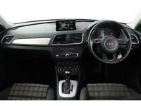 2016 Audi Q3 1.4T FSI SE 5dr S Tronic Auto SUV Petrol Automatic