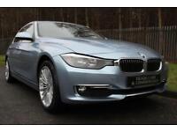 2013 63 BMW 3 SERIES 2.0 318D LUXURY 4D 141 BHP DIESEL