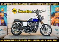 2014 14 TRIUMPH BONNEVILLE 865CC 0% DEPOSIT FINANCE AVAILABLE
