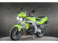 2003 53 TRIUMPH SPEED TRIPLE 955I
