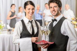 BARTENDERS & SERVERS FOR HIRE!