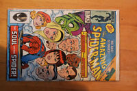 COMIC BOOK- THE AMAZING SPIDER-MAN #274 NEAR-MINT