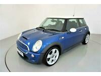 2005 MINI HATCH COOPER 1.6 COOPER S 3d-1 OWNER FROM NEW-LOW MILEAGE EXAMPLE-CHIL