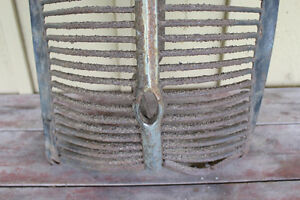 Old 1938 Ford Grill London Ontario image 4