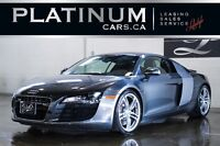 2008 Audi R8 R-TRONIC/ NAVIGATION/ CANADIAN City of Toronto Toronto (GTA) Preview