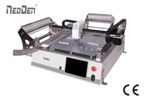 SMT LED PCB Pick and place machine with 2 heads model NeoDen3v for prototype-J