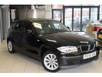 2006 56 BMW 1 SERIES 1.6 116I ES 5D 114 BHP