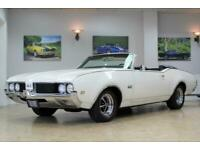 1969 Oldsmobile 442 V8 Convertible 3 Speed Auto - Restored