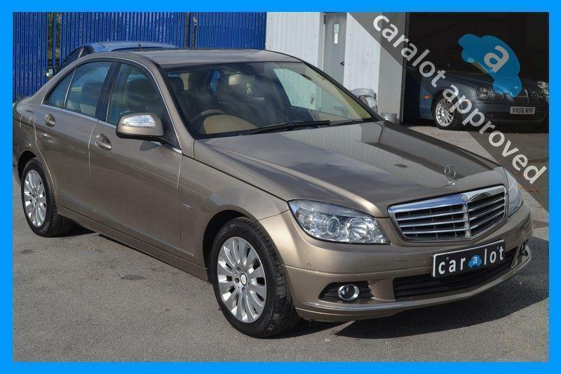 2008 mercedes benz c class 2 1 c220 cdi elegance 4dr in spondon derbyshire gumtree. Black Bedroom Furniture Sets. Home Design Ideas