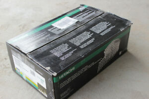 Hitachi Coil Roofing Nails in box