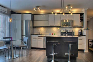 Modern Condo in the Heart of Downtown for Rent
