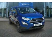 2018 Ford Ecosport 1.0 EcoBoost 125 Zetec 5dr Auto- Touch Screen, Apple Car Play
