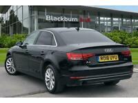 2018 Audi A4 SE 1.4 TFSI 150 PS S tronic Auto Saloon Petrol Automatic