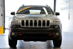 2016 Jeep Cherokee Trailhawk **Caméra de recul+4x4 +8 pneus incl