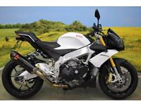 Aprilia Tuono V4 APRC 2014**TRACTION CONTROL, ABS, ANTI-WHEELIE**