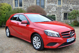 Mercedes A180 1.5CDI Blue/eF 2013 SE, 40K MILES, £0 R/TAX, FULL S/HIST, AUG MOT