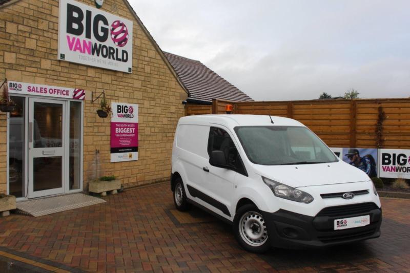 2014 FORD TRANSIT CONNECT 200 TDCI 95 L1